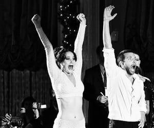 bradley cooper, Jennifer Lawrence, and movie image