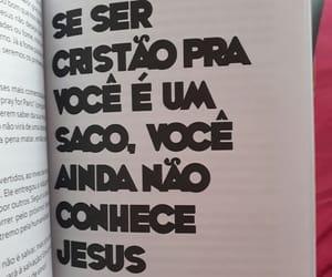 palavra, jesus cristo, and cristao image