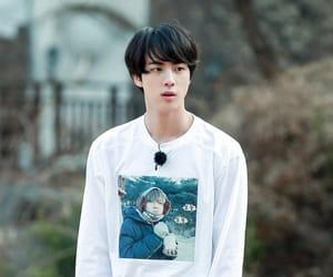 jin, k pop, and bts image