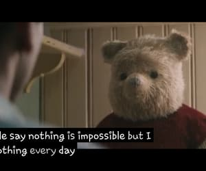 do nothing, everyday, and pooh image