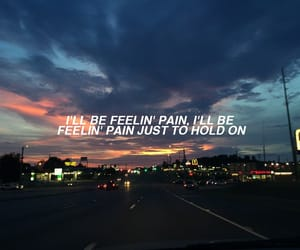 lyric, jocelyn flores, and Lyrics image