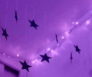 stars and purple image