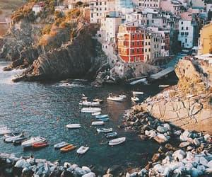 blue, italia, and italy image