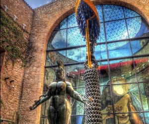 art, salvador dali, and museum image