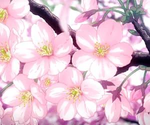 gif, new anime, and anime flower gif image