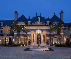 dream house, dream homes, and architecture image