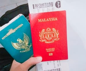 airport, indonesia, and Malaysia image