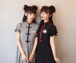 asian, fashion, and chinese image