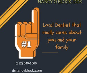 dentist, dentistry, and dental health image