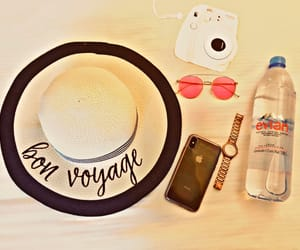 bloggers, model, and evian image