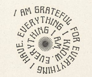 quotes, grateful, and motivation image
