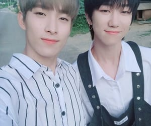 DK, svt, and dokyeom image