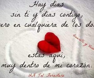 amor, frases, and tu y yo image