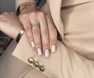 classy, gold, and women image