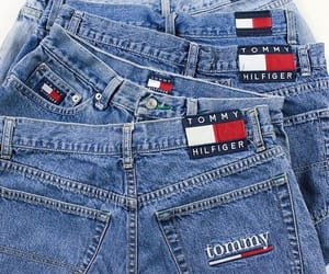 brand, mode, and tommy hilfiger image