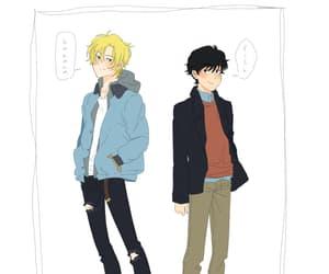 anime, banana fish, and fanart image