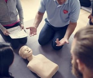 first aid training, cpr training, and cpr videos image
