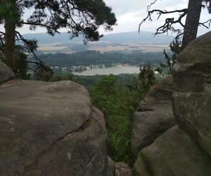 czech republic, lake, and nature image