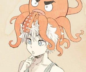killua, anime, and hunter x hunter image
