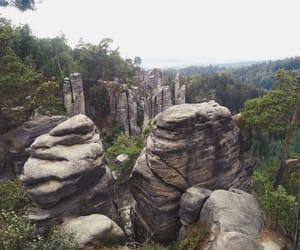 czech republic, nature, and rock image