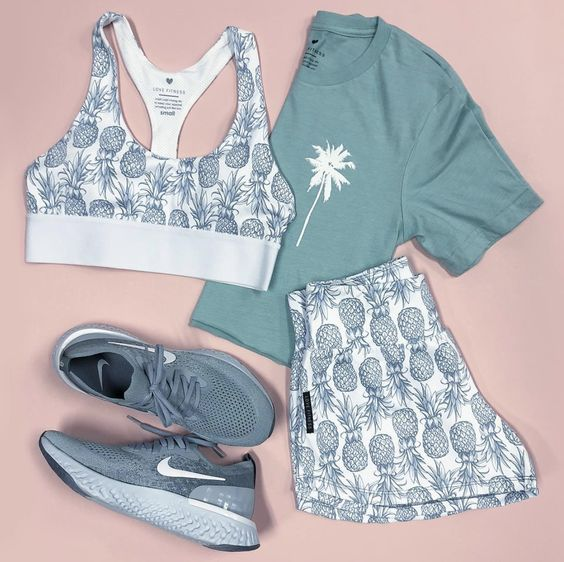clothes, fitness, and fashion image