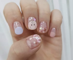 nails and short nails image