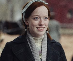anne shirley, pretty, and red hair image