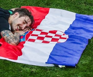 Croatia, football, and world cup image