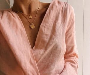 girl, fashion, and jewelry image