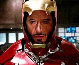 iron man, tony stark, and Avengers image