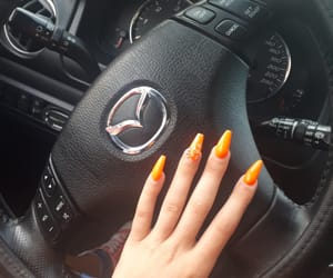 auto, Mazda, and nails image