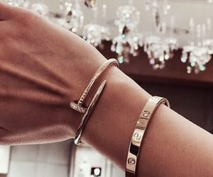 Braclet, fashion, and jewelry image