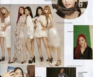 rose, jennie, and kim jisoo image
