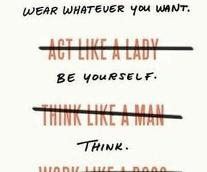 quotes, boss, and think image