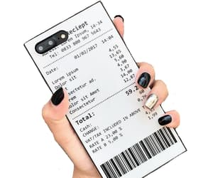 receipt, love, and shopping receipt image
