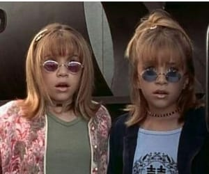 90s, twins, and olsen image
