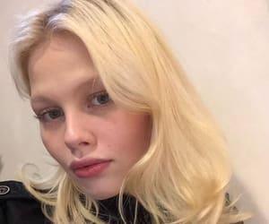 blonde girl, models, and site models image