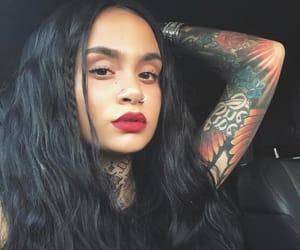 kehlani, beauty, and makeup image