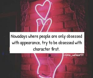 character, life, and neon image