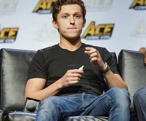 tom holland, Avengers, and boys image
