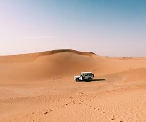 travel, desert, and beautiful image