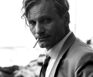 actor, handsome, and smoking image