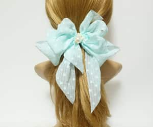 hairbow, hairaccessory, and veryshine image