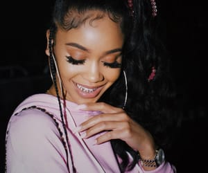 saweetie, girl, and icon image