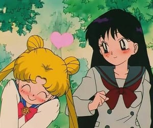anime, sailor moon, and sailormoon image