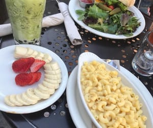 bananas, california, and food image