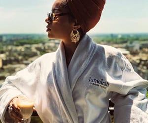 african american, summer, and melanin goddess image