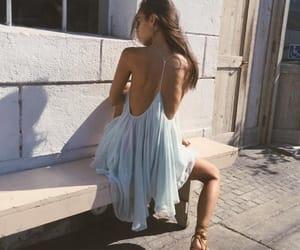 dress, fashion, and mode image