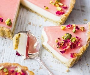 food and pink image