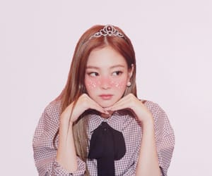 jennie, cute, and edit image